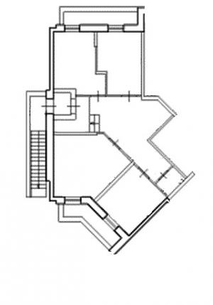 Коммерческое помещение 81,2 кв. м.