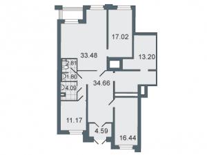 Коммерческое помещение 139  кв.м. Дом у Московского TIME